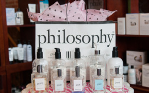 Philosophy Bath and Body Products