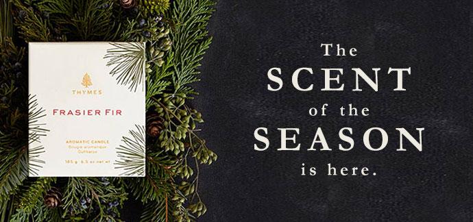 Frasier Fir Holiday Scent